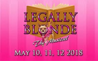 Legally Blonde!